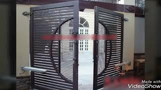 Download ✓✓ 58 mẫu cổng sắt hộp đẹp ✓58 samples of beautiful iron box ✓ Video