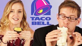 Download People Try Taco Bell's Secret Menu Video
