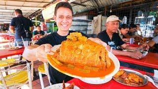 Download Big Fish Head Curry Tour - MALAYSIAN STREET FOOD in Kuala Lumpur, Malaysia! Video
