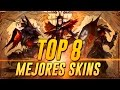 Download TOP 8 MEJORES SKINS en LEAGUE OF LEGENDS (Según Jacky) | Actualizado Video