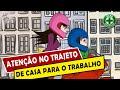 Download CIPA: Atenção no trajeto de casa para o trabalho (Animação 2D) Video