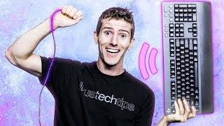 Download FINALLY a Wireless MECHANICAL Gaming Keyboard! – Logitech G613 Video