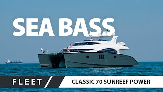 Download Sunreef exclusive motoryacht SEA BASS - new movie Video