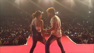 Download Khesari Lal Yadav and Gloory Moohanta live performance   Mehandi Laga Ke Rakhna Video