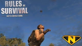 Download Air Drop Only Challenge! (Rules of Survival: Battle Royale #30) Video