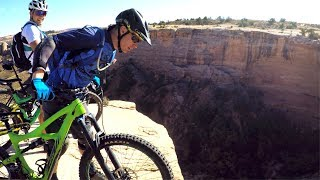 Download DON'T LOOK DOWN   Chasing Epic in Moab Video
