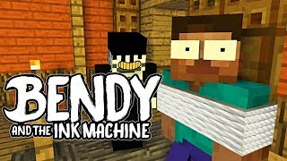 Download Monster School : BENDY AND THE INK MACHINE CHALLENGE - Minecraft Animation Video