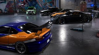 Download TOKYO DRIFT / Need For Speed Payback / - 4k Video