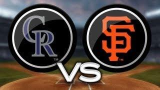 Download 5/25/13: Giants walk off on inside-the-park homer Video