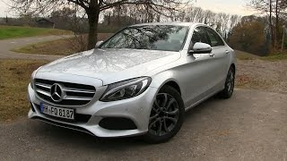 Download 2016 Mercedes C 220d (170 HP) TEST DRIVE Video