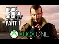 Download GTA 4 Xbox One Gameplay Walkthrough Part 1 - LIBERTY CITY Video