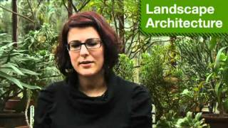 Download A career in landscape architecture Video