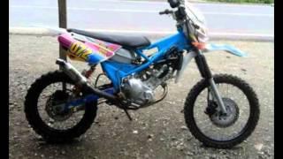 Download Video Modifikasi Motor Bebek Bodong Yamaha Jupiter Mx 2005 Modif Semi Trail Video