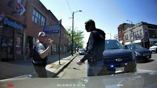 Download chicago undercover cops (plain clothes officers) on a traffic stop Video