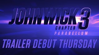 Download John Wick: Chapter 3 - Parabellum (2019 Movie) Official Trailer Tease – Keanu Reeves, Halle Berry Video