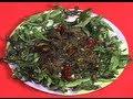 Download Recipe - Guntagalagara Aaku Chutney Recipe With English Subtitles Video