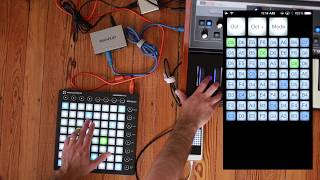 Download Using the iOS GridInstrument app with External MIDI Synths Video