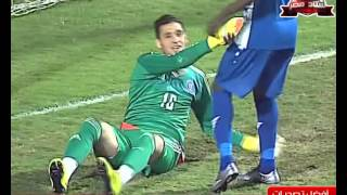 Download أفضل 5 تصديات حراس المرمى في الجولة الـ 19 من الدوري المصري 2015 - 2016 Video