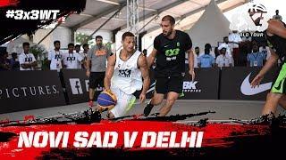 Download Novi Sad v Delhi   Full Game   FIBA 3x3 World Tour 2018 - Hyderabad Masters Video