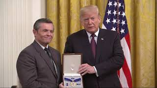 Download Trump honors Elvis, Babe Ruth, Staubach, Page Video