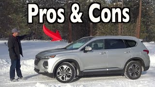 Download Reasons FOR and AGAINST: 2019 Hyundai Santa Fe on Everyman Driver Video