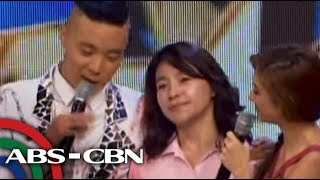 Download It's Showtime: Grateful Ryan Bang, mom in tears on 'Showtime' Video