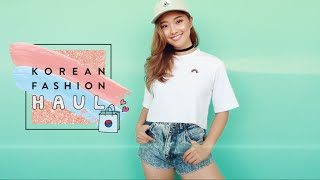 Download Korean Fashion Haul Video