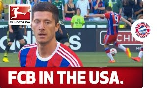 Download Bayern München Beaten by MLS All-Stars Video