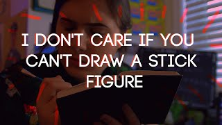 Download things people say to artists, Video