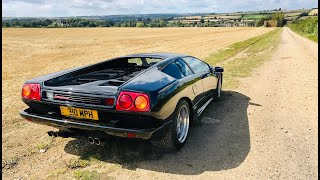 Download 1991 Lamborghini Diablo; is the first version the best driving Diablo of all? Video