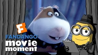 Download Minions At the Movies React to The Secret Life of Pets: Norman - Fandango Movie Moment (2016) Video
