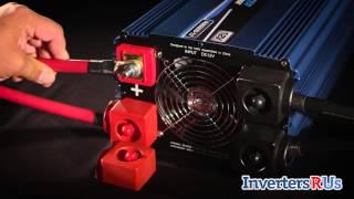 Download Power Bright PW6000-12 6000 Watt Power Inverter Video
