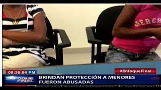 Download Brindan protección a menores fueron abusadas. Resumen Cibao Video