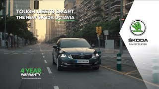 Download The New ŠKODA Octavia TVC- Showroom Video