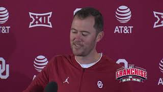 Download OU Weekly Press Conference: Bedlam Video