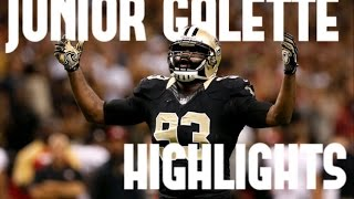 Download Junior Galette Highlights || ″A New Day″ ᴴᴰ || New Orleans Saints Video