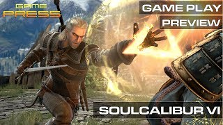 Download SOULCALIBUR™Ⅵ - GAME PRESS PLAY Video