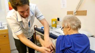 Download A career in the NHS as a healthcare assistant Video