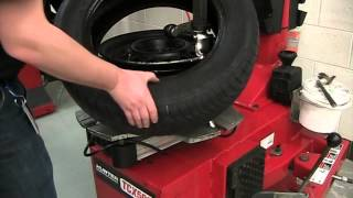 Download Tire Machine: Tire Remove & Install Video