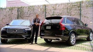 Download On the road: 2016 Volvo XC90 Video