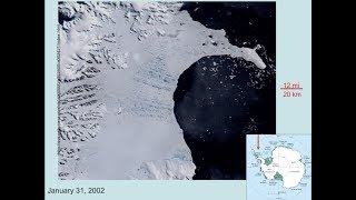 Download Dr. Richard Alley - As the Tide Rises: Decades of Watching Ice Sheets Change Video