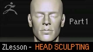 Download Zbrush Lesson: Head Sculpting Basics p1 Video