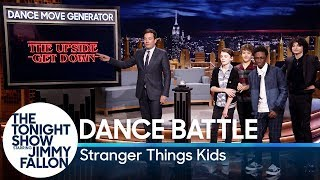 Download Dance Battle with the Stranger Things Kids Video