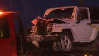 Download Raw: 50-Car Pileup Near Cleveland Video