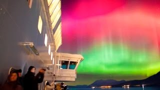 Download The best Northern Lights Voyage EVER with Hurtigruten in NORWAY! Video