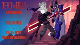 Download Dead Cells speedrun - Fresh File v1.2 - 18:25 RTA [WR] Video