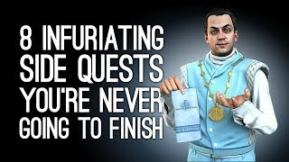 Download 8 Infuriating Side Quests You're Never Going to Finish Video