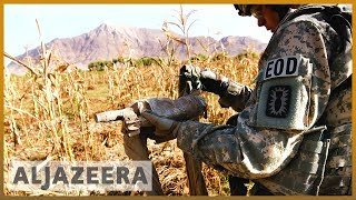 Download US military base under Taliban control Video