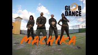 Download Machika - J. Balvin, Jeon, Anitta - GlobDance®️ Coreografía Luis Calanche Video