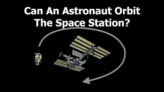 Download Can An Astronaut Orbit The Space Station? Video